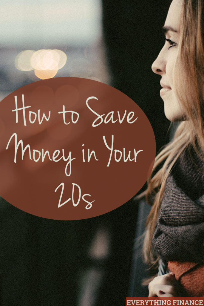 Learn how to save money in your 20s with tips on how to manage your student debt, live within your means, and build an emergency fund.