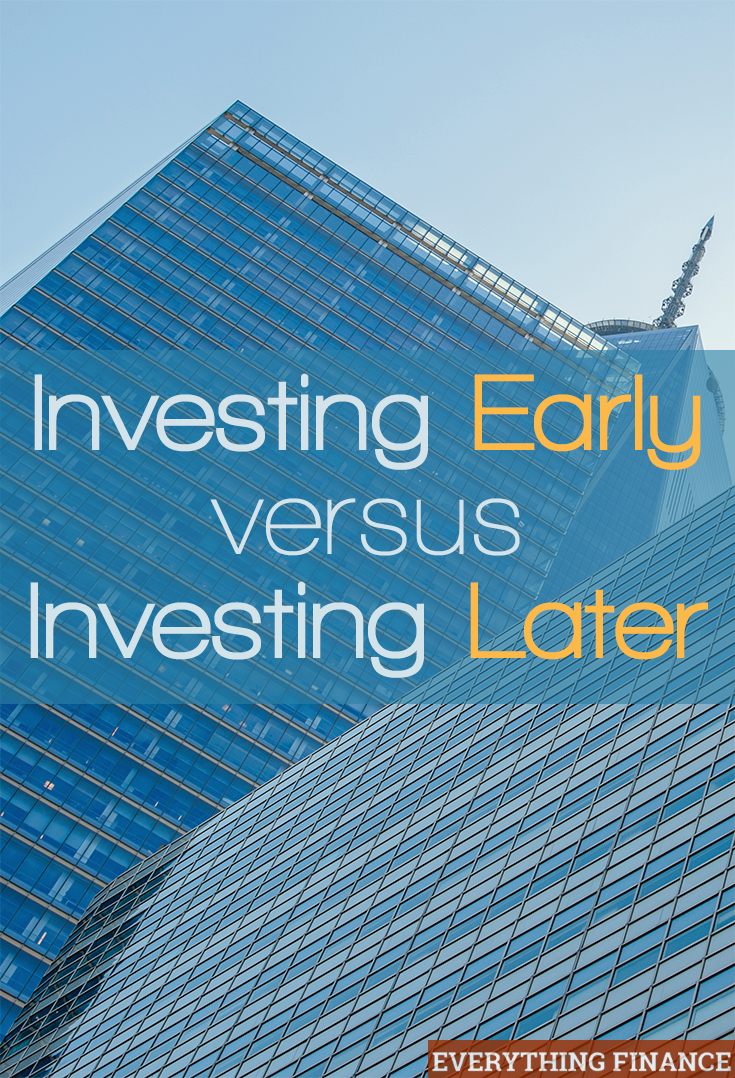 Captivatinng Investing Early Vs Late Chart