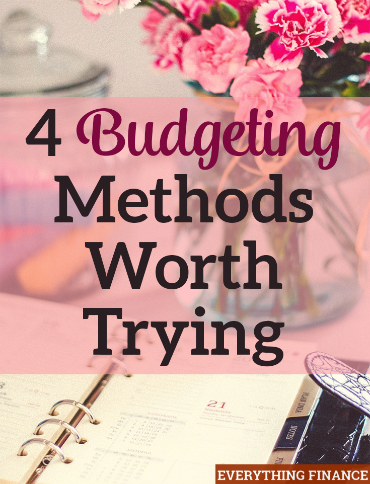 Learning how to budget? Try one of these four budgeting methods to get started and take control of your finances today.