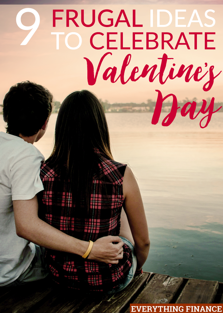 Looking for a more affordable way to celebrate Valentine's Day? Instead of overspending this year, try these 9 frugal Valentine's Day ideas instead.