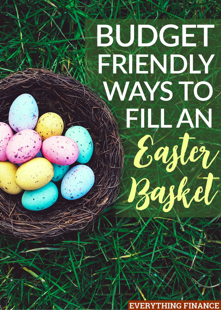 You don't have to spend a ton to treat your kids this Easter. Check out these budget-friendly Easter basket ideas kids of any age and gender will love!