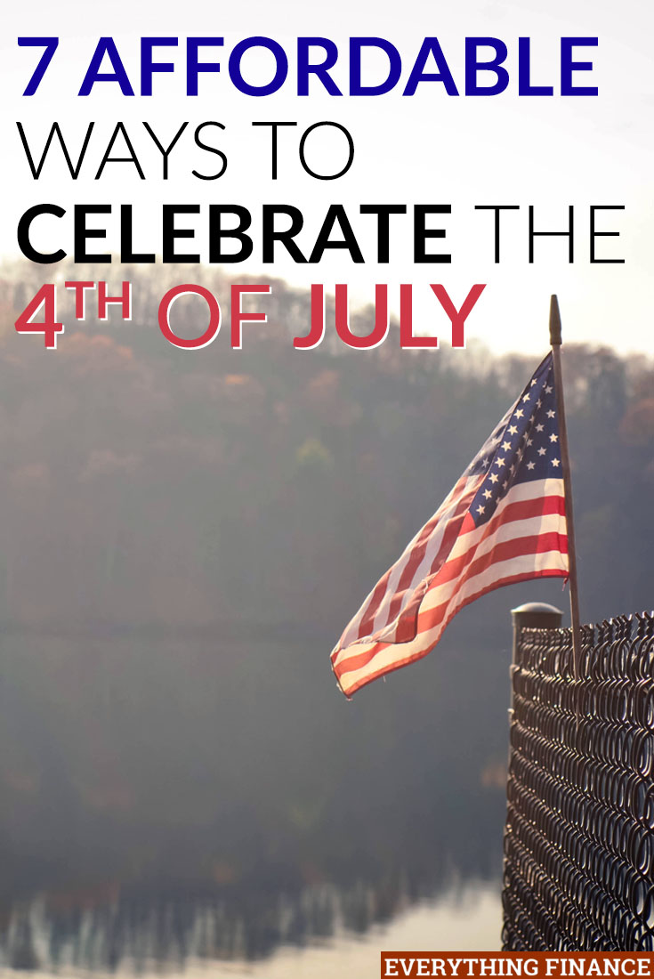 Want to celebrate the 4th of July with a bang? You don't need to fork over cash for fireworks or a BBQ. Here's how to make it affordable!