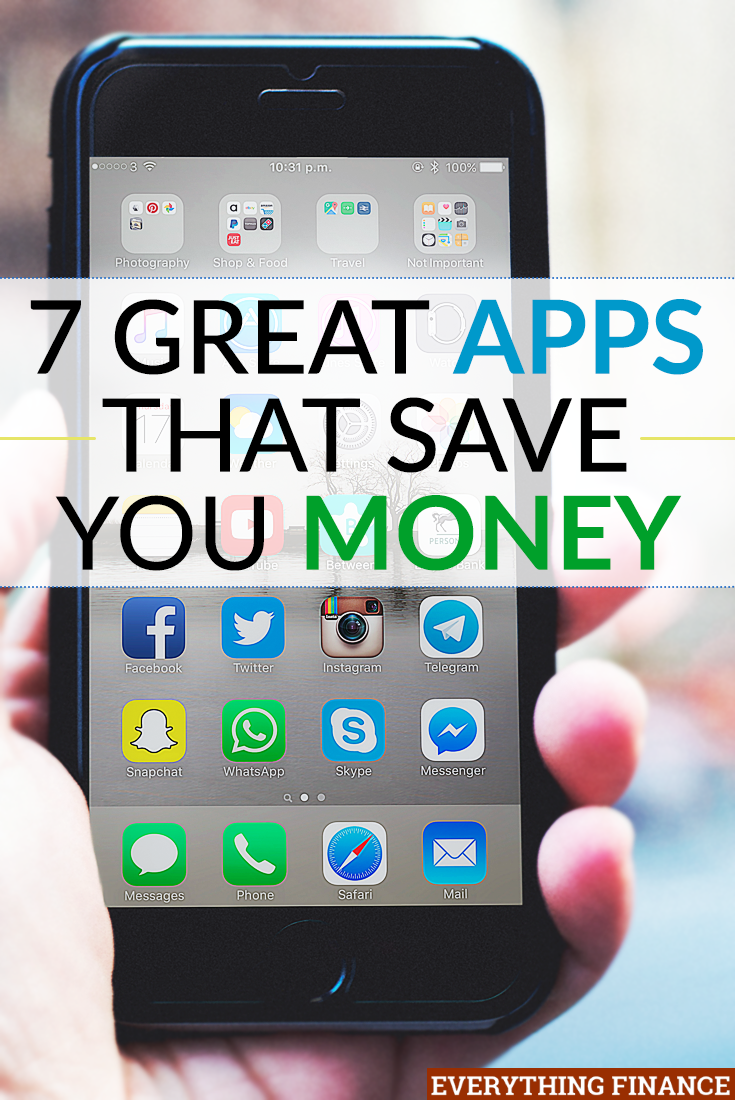 7 awesome apps that help you save money