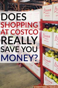 "Does shopping at Costco really save you money or are you constantly overspending because of their ""good deals""? Here's my opinion about Costco."