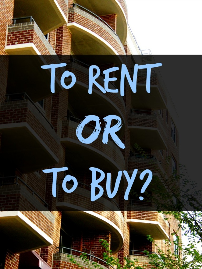 The decision between buying or renting can be a tough one. Both options have their pros and cons. Here are important factors to consider when deciding!