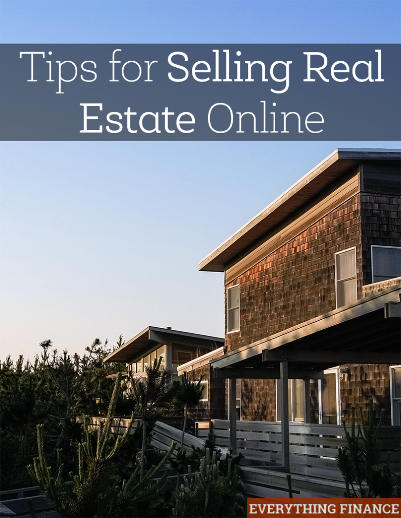 Are you interested in selling a home or property online? Follow these tips for success in quickly and profitably selling real estate online.