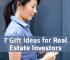 "Want to know how to say ""thank you"" to your real estate agent or investor? These 7 gift ideas for real estate investors will help you!"