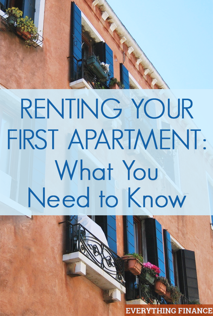 Are You Renting An Apartment For The First Time In Your Life Here S What