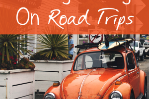 Looking for tips on saving money on road trips? Use some of these helpful suggestions to save on gas, food, and lodging on your road trip.
