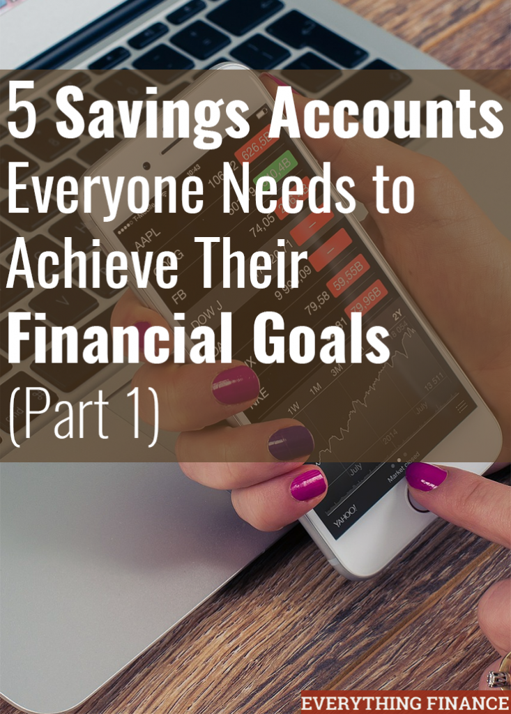 In Part 1, we're discussing the 2 most important savings vehicles you need to reach your financial goals: an emergency fund and retirement accounts.