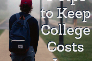 Tuition is bad enough, but the cost of college doesn't end there. Check out these 8 tips to keep college costs low so you don't have to worry about miscellaneous expenses.