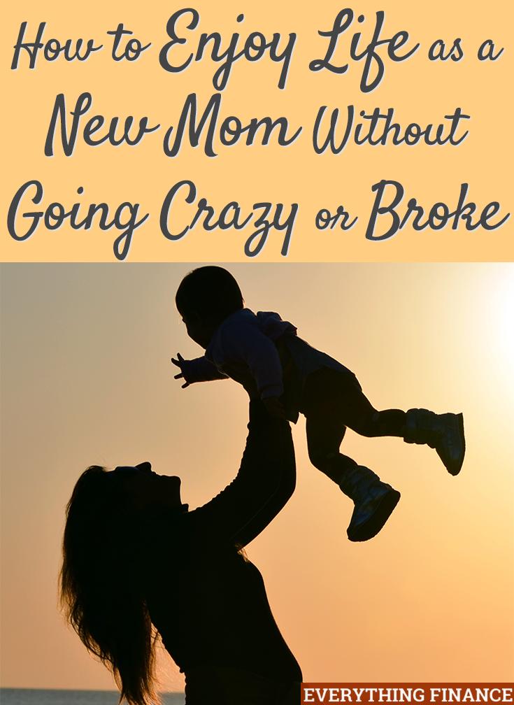 Convertirse en una nueva mamá puede ser estresante y difícil para su billetera. ¡Aquí le mostramos cómo ahorrar tanto su cordura como sus ahorros para que pueda disfrutar de la maternidad!