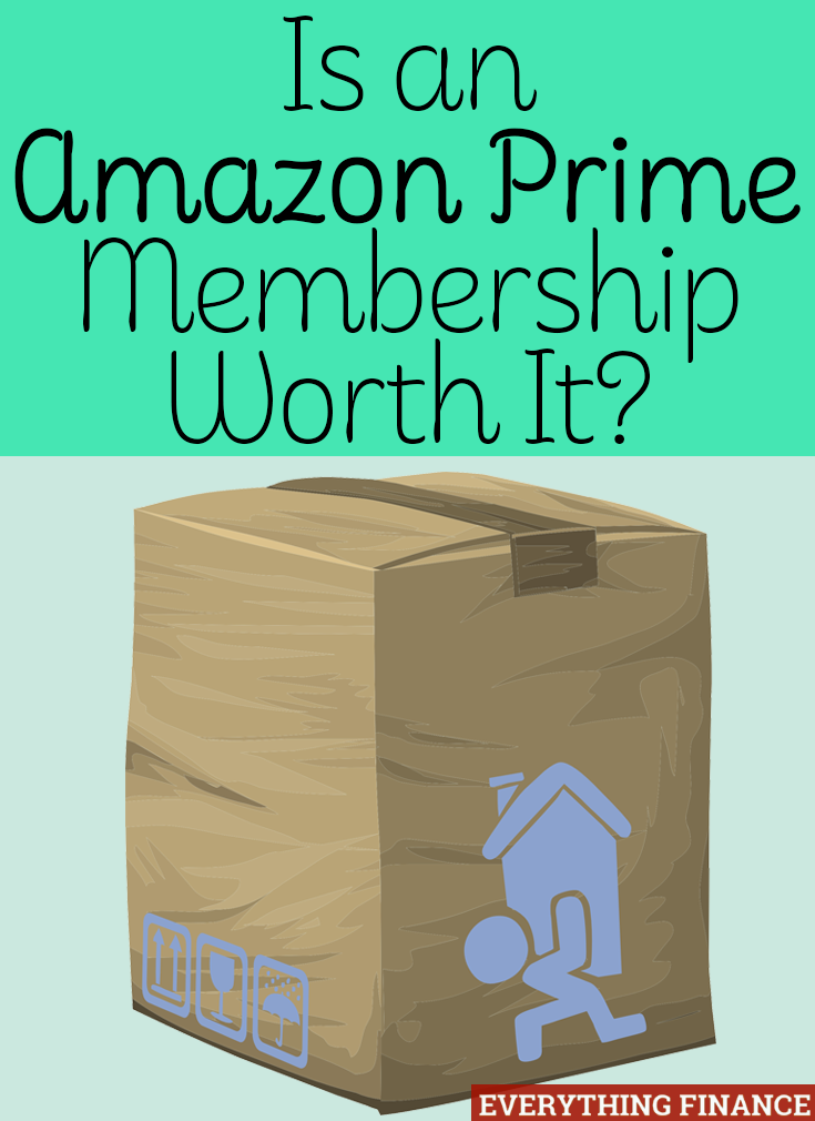 At $99/year, or $8.25/month, is an Amazon Prime membership worth the price? With free 2-day shipping and the ability to buy only what you need, it could be.