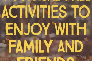 Fall is here, and there's plenty of frugal fun to be had. Enjoy the cooler weather with these 8 frugal fall activities you can do with friends and family.