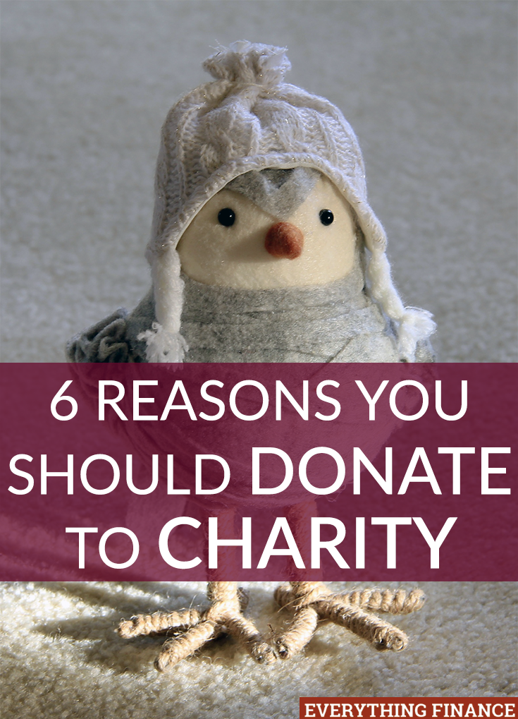 Want to give back to those less fortunate? Whether it's through your money or time, there are many ways to donate to charity during the holiday season.