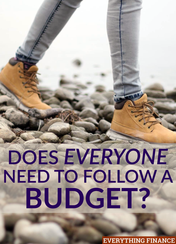 Does everyone need to follow a budget? It depends on your spending habits. Here's how to decide what's right for you and your finances.