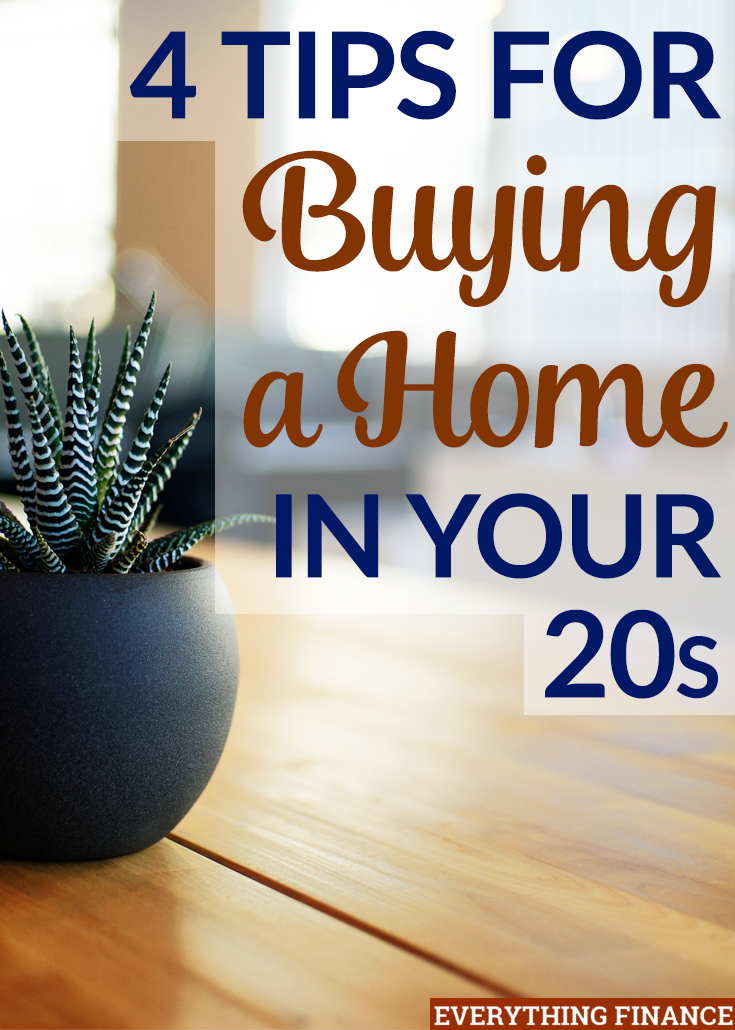 Are you thinking about buying a home in your 20s? While the idea might seem scary, there are a few things to consider before making the leap.