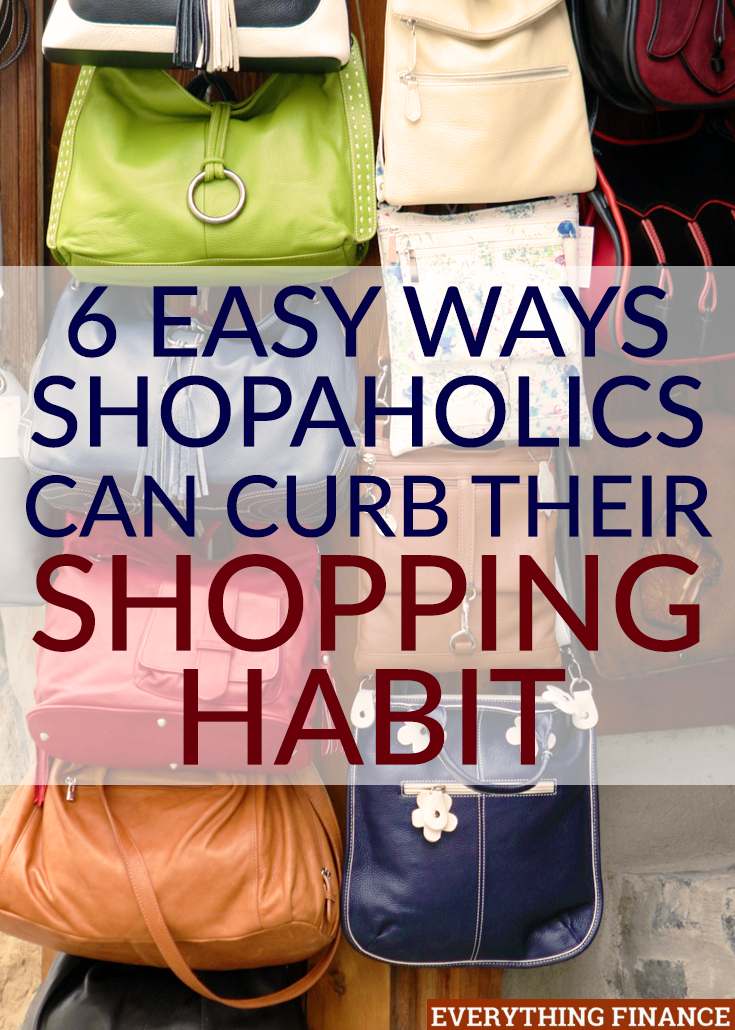 I broke my shopping habit and my finances are so much better off now than they were before. Here are 6 tips on how you can do it, too!