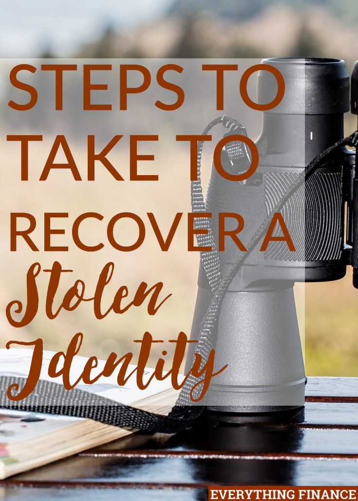 Has your identity been stolen, or do you want to protect it from being stolen? Here's how to resolve a stolen identity and preventative measures to take.