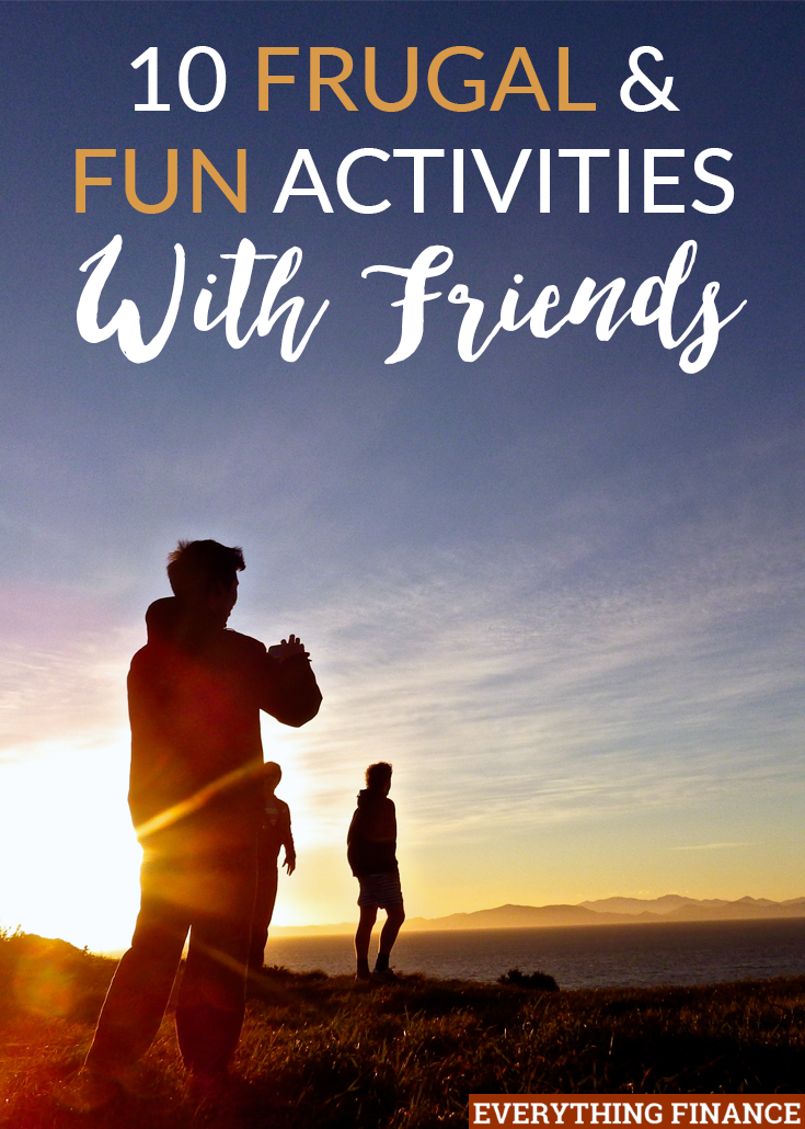 Looking for inexpensive ways to have fun with your friends? Here are 10 frugal friend activities to enjoy year-round for quality time.