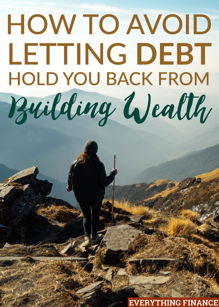 Are you letting debt hold you back from building wealth? If so, you could be doing yourself a huge disservice. Here's how to invest while still in debt.