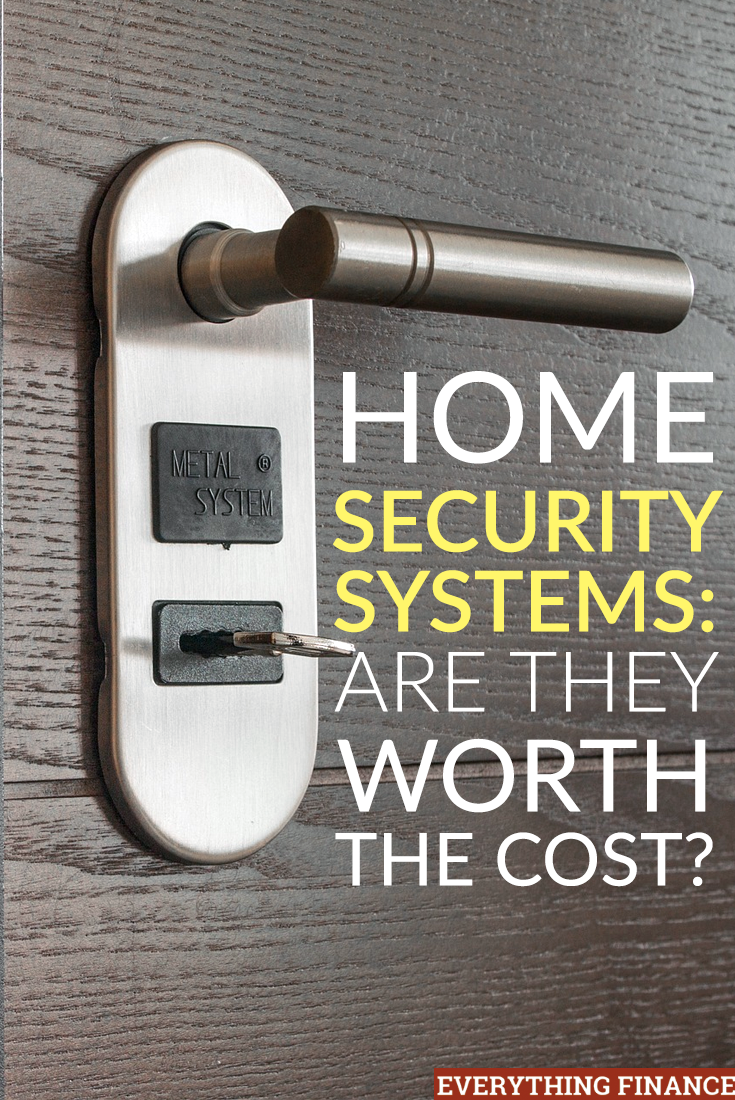 Are Home Security Systems Worth the Money?