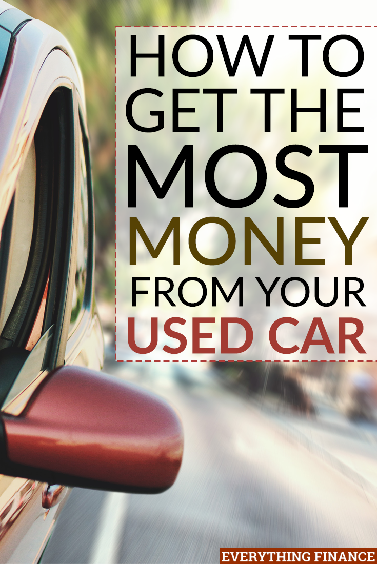 Are you looking to buy a new car and want to get the most money from your used car to put toward the purchase? Here's how to increase the value of your car.