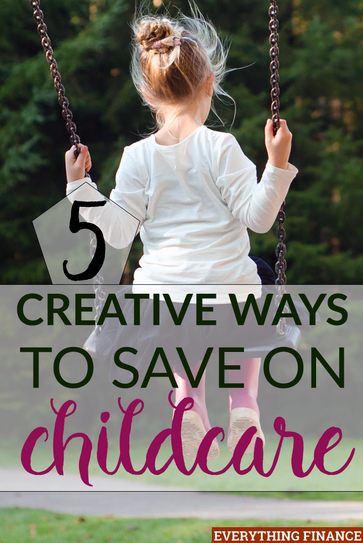 Did you know that the average cost of childcare in the US is $11,600? That's a lot of money to shell out! Try these 5 budget-friendly options for childcare if you're looking to save money.
