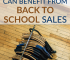 Don't have kids? You can still benefit from back to school sales. School supplies for kids are far from the only things that go on sale. Find out how to snag deals on clothes, electronics, home goods and more!