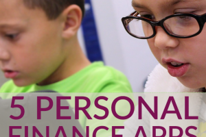 Want to teach your kids about money, but don't know how to get them excited to learn? These 5 personal finance apps for kids make the process much easier and more fun.