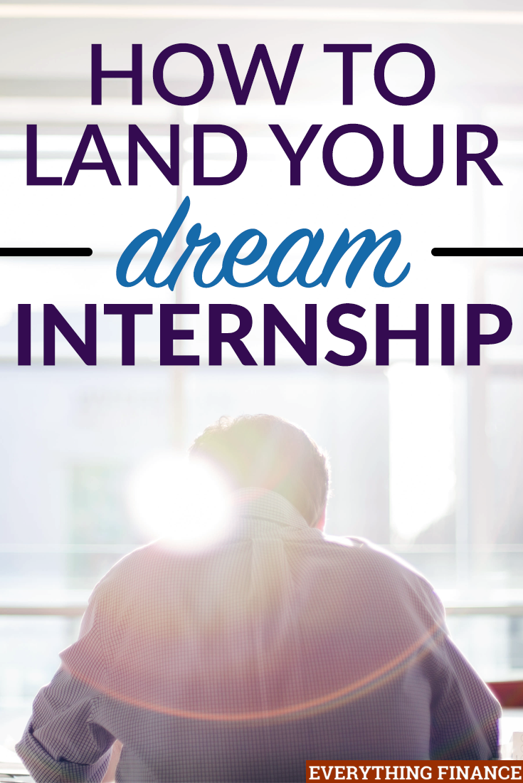 Want to land your dream internship? You're probably up against serious competition. Here are 4 tips to use to edge your way out and be the best candidate.