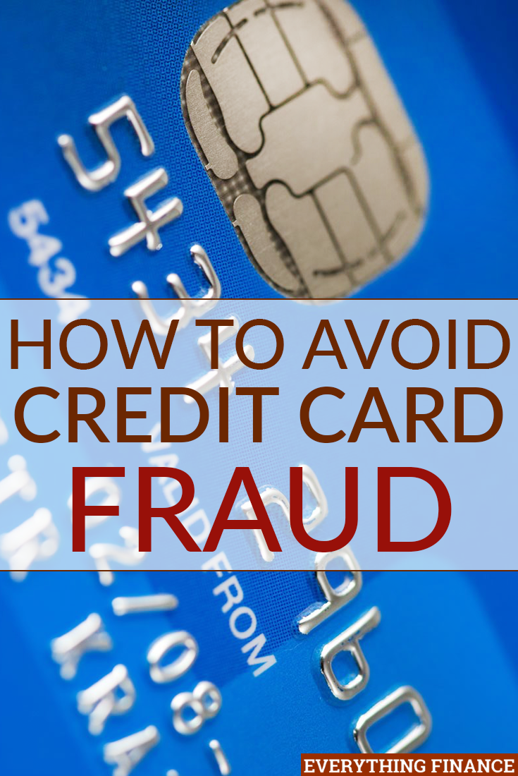 There are several ways you can become a target of card fraud if you are not diligent about protecting your credit and other financial information.