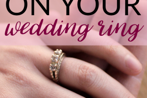 There's no need to go broke trying to find the wedding ring that's perfect for you. You can find a quality wedding ring while sticking to your budget.