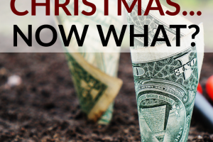 So you spent too much on Christmas - much more than you thought, and now you want to bounce back before going in the red. Here's how!