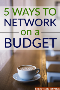 You don't have to spend a lot of money to build connections. There are lots of ways to network on a budget to help grow your business and meet people.