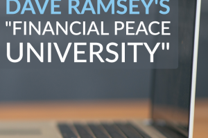 We were skeptical about starting a Dave Ramsey course to get our finances in order. But, here's why we decided to sign up for the course anyway.