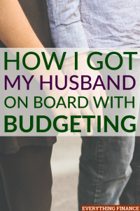 It's no secret that my husband was not excited about budgets when we got married. But getting on the same page has helped us improve our marriage.