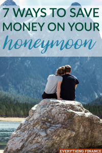 If you're on a tight budget after paying for your wedding, here are seven easy ways you can save money on your honeymoon.