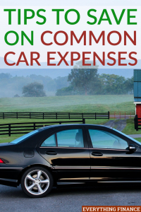 The cost of owning a car doesn't stop when you have the loan paid off. But, you can save money on common car expenses with these helpful tips.