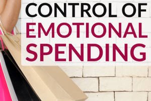 Once you get started on an emotional spending spree, it can be difficult to stop. But, these tips can help you break the cycle once and for all.
