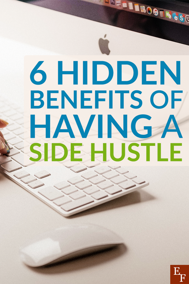 Whether you begin to make extra income or just because you want to, there are more side hustle benefits than you might have imagined.