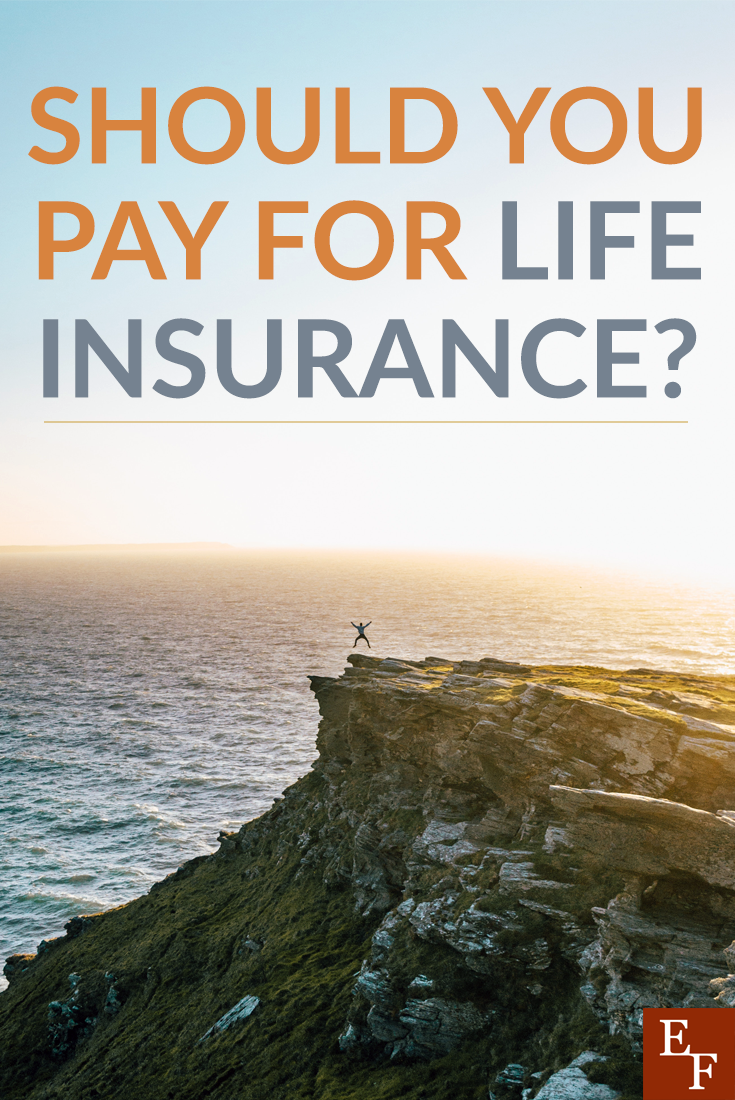 Let's be honest. Not everyone really needs life insurance. Find out if you should be paying for life insurance and how much.