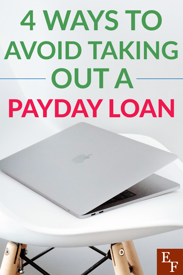 Unexpected expenses are bound to pop-up from time to time. But taking out a payday loan to cover these costs should be at the bottom of your list!