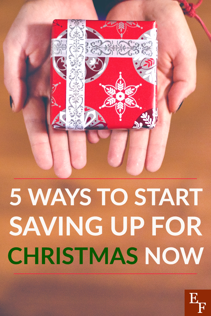 Make sure Christmas is the most wonderful time of the year by saving up for Christmas with these tips instead of going in to debt.