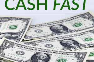 Life is full of unexpected things that usually cost money. If you're in a bind, try some of these eight ways to make cash fast and avoid going into debt.