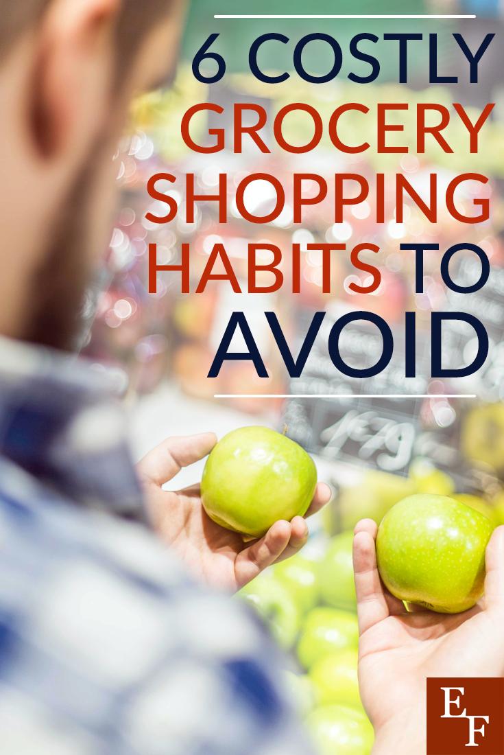 Una de las formas más efectivas de reducir su factura de supermercado es deshacerse de sus malos hábitos de compra. Aquí hay seis hábitos que debes abandonar hoy.