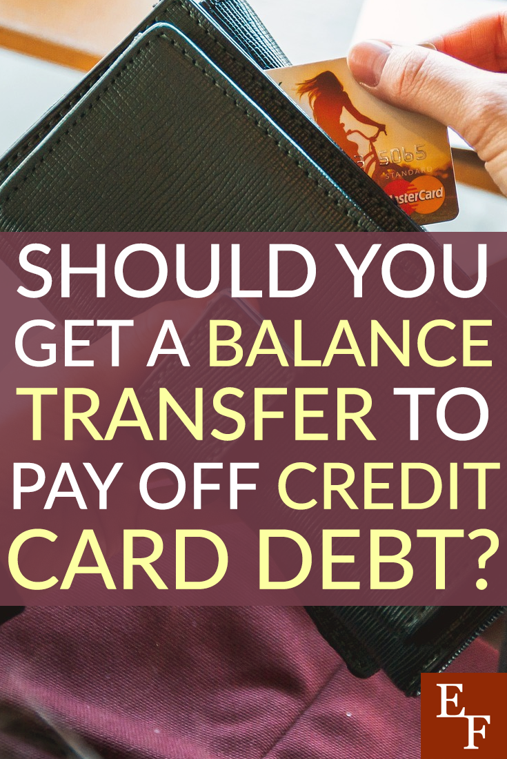 Balance transfer credit cards can be a good option to help you save money and pay off your debt faster. But, make sure you consider the pros and cons first.