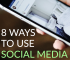 You can use social media for more than keeping up with friends and family. If you do it right, you can even use social media to save money! Here are a few easy ways to use social media to save money.