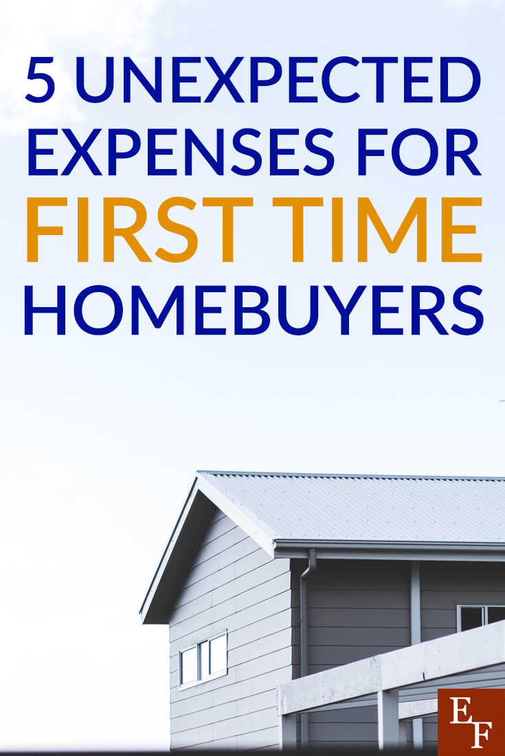 As someone who's in the market to buy a home for the first time, I've noticed quite a few unexpected expenses that aren't widely talked about.