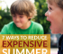Summer childcare costs don't have to make you go over your budget. Here are a few smart and creative ways to save a bundle on summer child care costs this year.